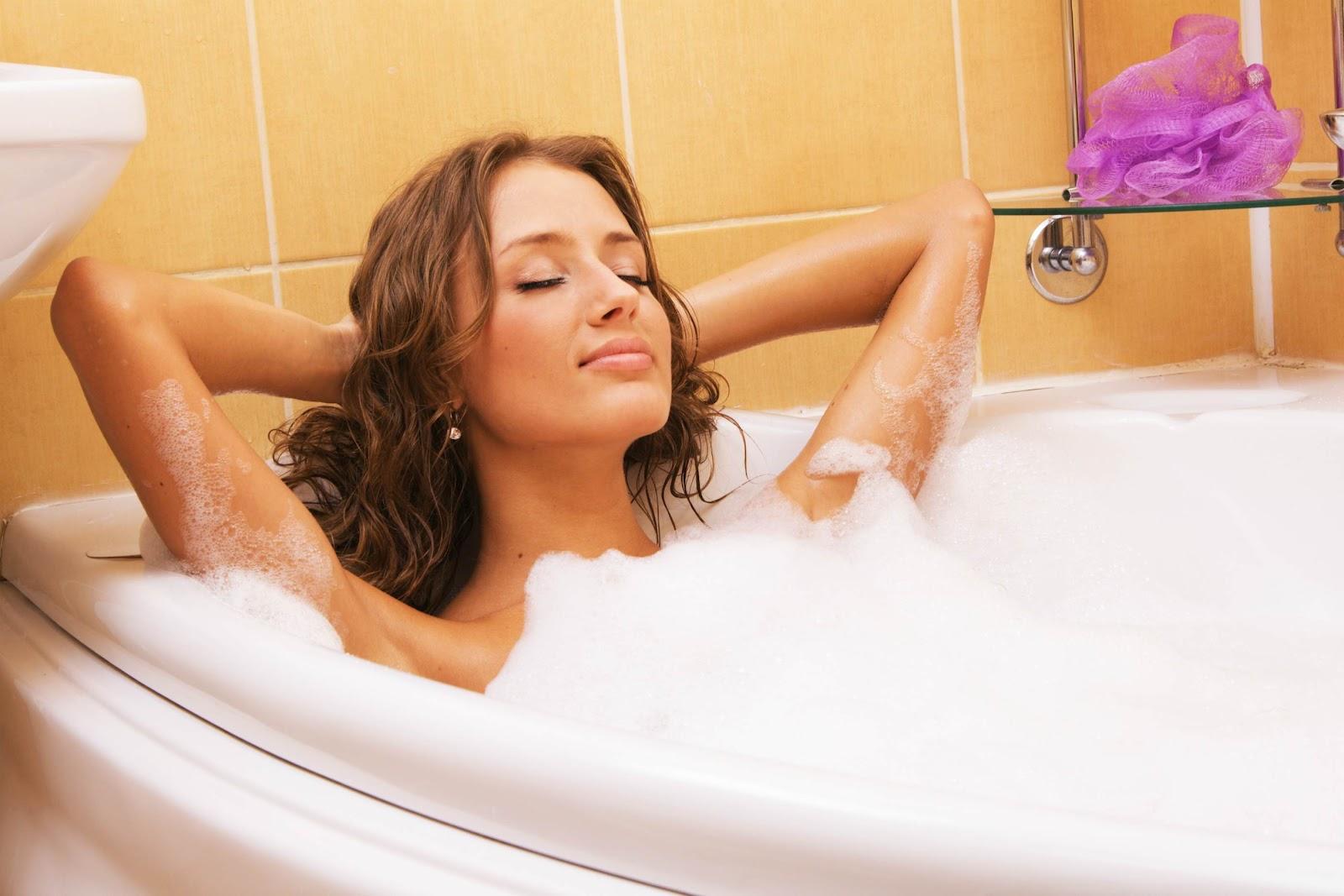 Love healthy boundaries aromatherapy bubble bath